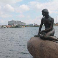 مجسمه پری دریایی، کپنهاگ، دانمارک